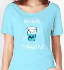 Funny Science Humor Women's Relaxed Fit T-Shirt