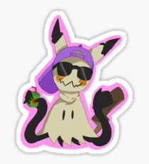 Cool Mimikyu Sticker