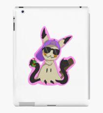 Cool Mimikyu iPad Case/Skin