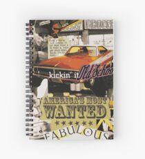 Fabulous Driving Spiral Notebook