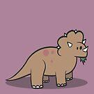 Tricerapaws by stegopawrus