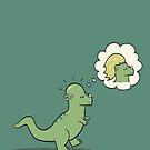 Baldsaurus by stegopawrus