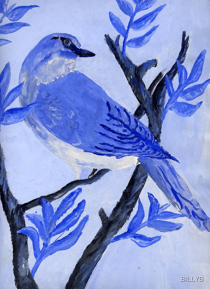 FEELING BLUE by BILLYB