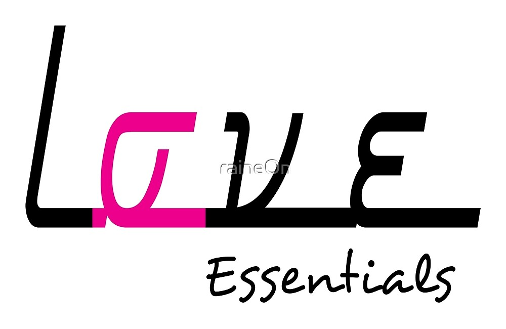 Love Essentials by raineOn