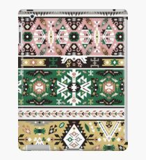 Tribal seamless colorful pattern iPad Case/Skin