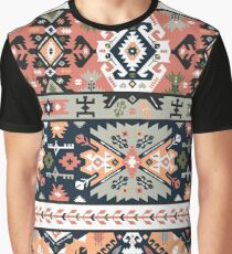 Tribal seamless colorful pattern Graphic T-Shirt