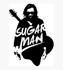 sugar man Photographic Print