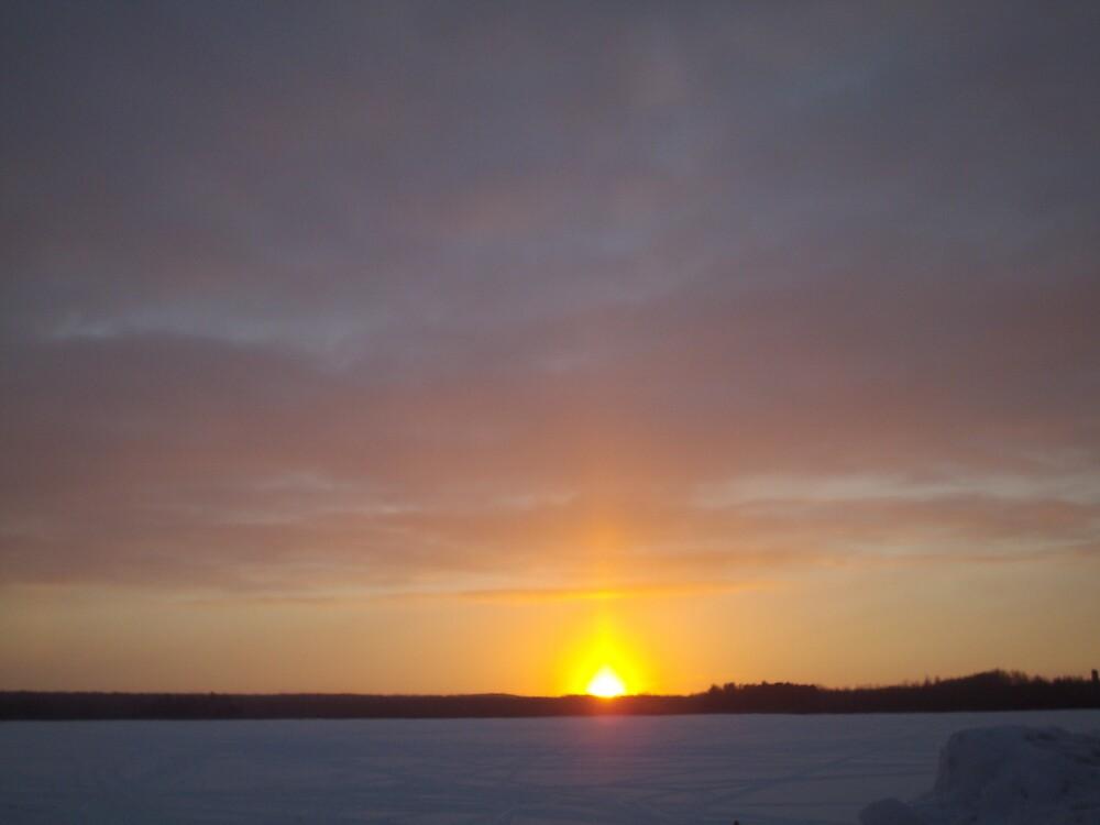 sunrise by steve keller