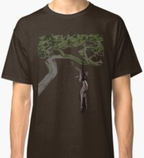 """Bent to Bonsai"" Shibari Japanese Rope Bondage BDSM Kink Classic T-Shirt"