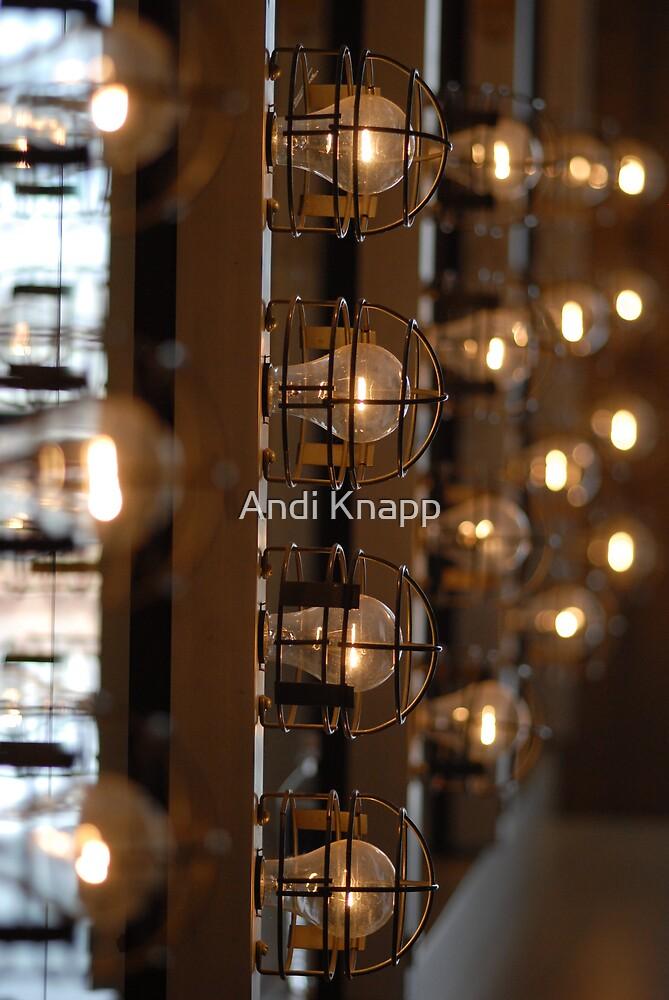 Dressing Room  by Andi Knapp