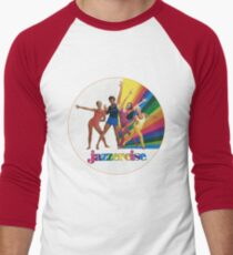 Jazzercise Men's Baseball ¾ T-Shirt