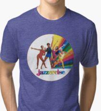 Jazzercise Tri-blend T-Shirt