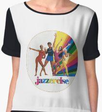 Jazzercise Women's Chiffon Top