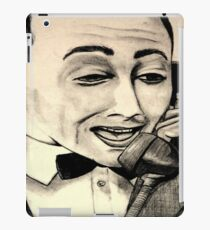 I'm trying to use the phone! iPad Case/Skin