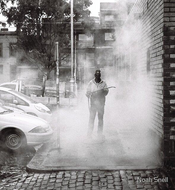 Street Menace by Noah Snell