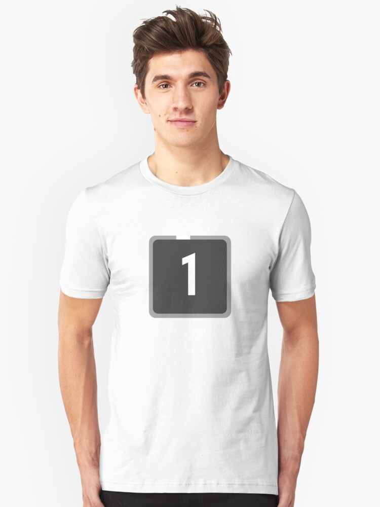 SNAP ONE1 Unisex T-Shirt Front