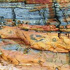 Nature's Rock Art #2 by Marilyn Harris