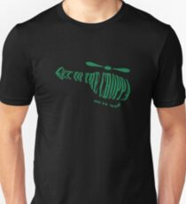 Get to the choppa - Do it now Unisex T-Shirt