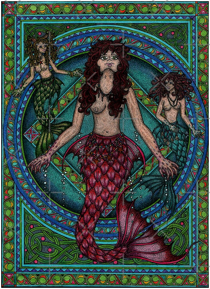 The shiran and her sisters by CherrieB