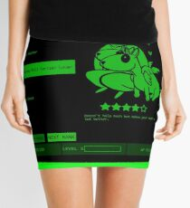 Bull lover Mini Skirt