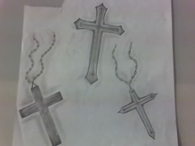 crosses by Andy collins