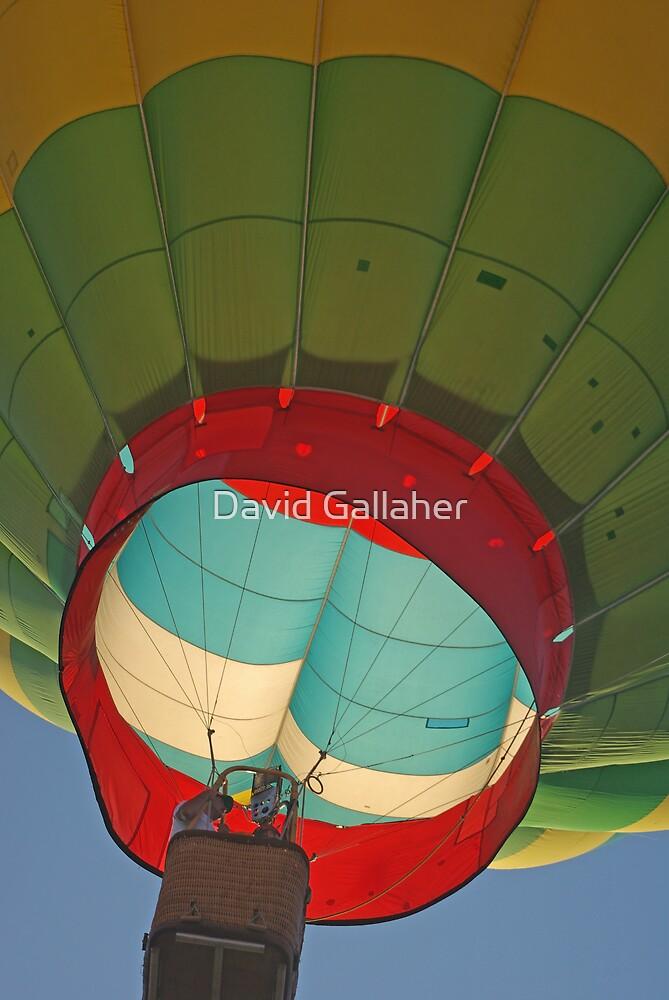 hot air by David Gallaher