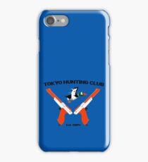 Tokyo Hunting Club iPhone Case/Skin