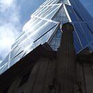 Hearst Building, West 57th Street, New York City  by lenspiro