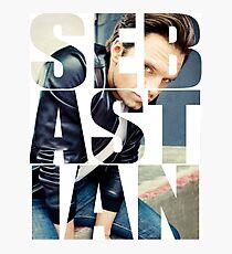 Sebastian Photographic Print