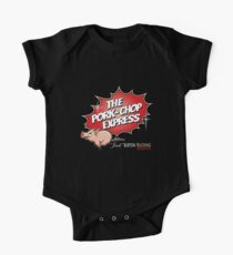 Big Trouble In Little China - Pork Chop Express Short Sleeve Baby One-Piece
