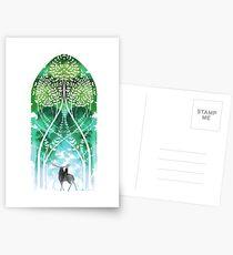 DA:I-The Emerald Graves Postcards
