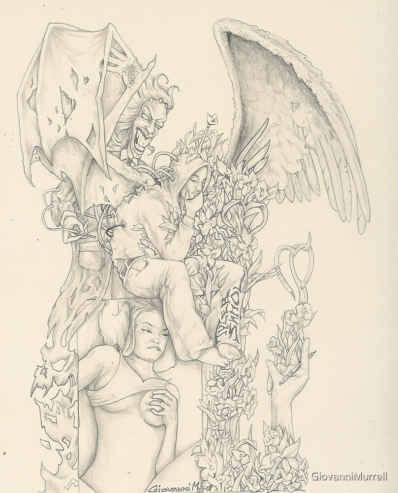 THE DAYZ  by GiovanniMurrell