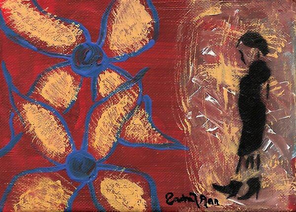 Her Red Waltz by rachelann
