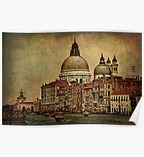 Venice Canal Grande Poster
