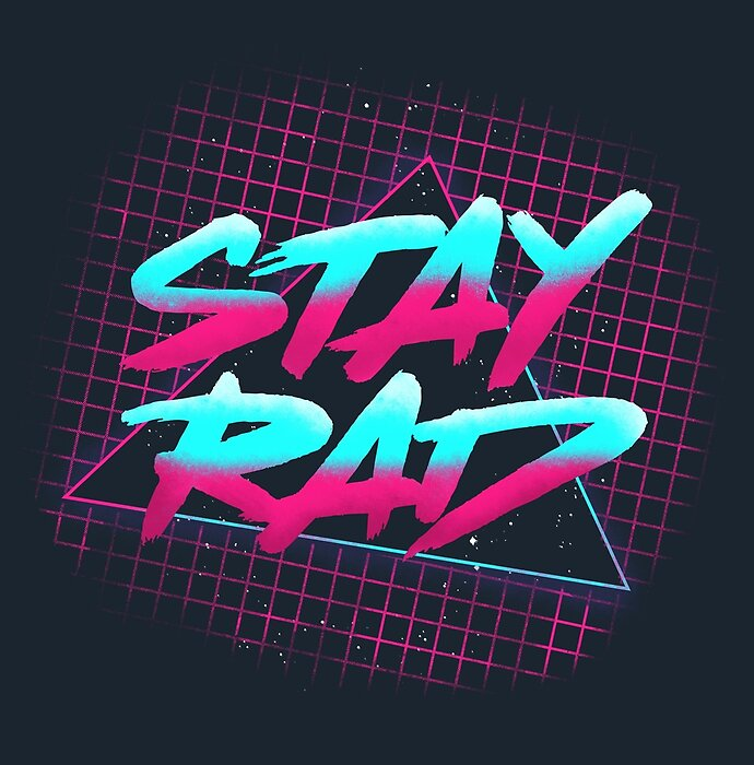 Tips on Creating 80s Inspired Designs