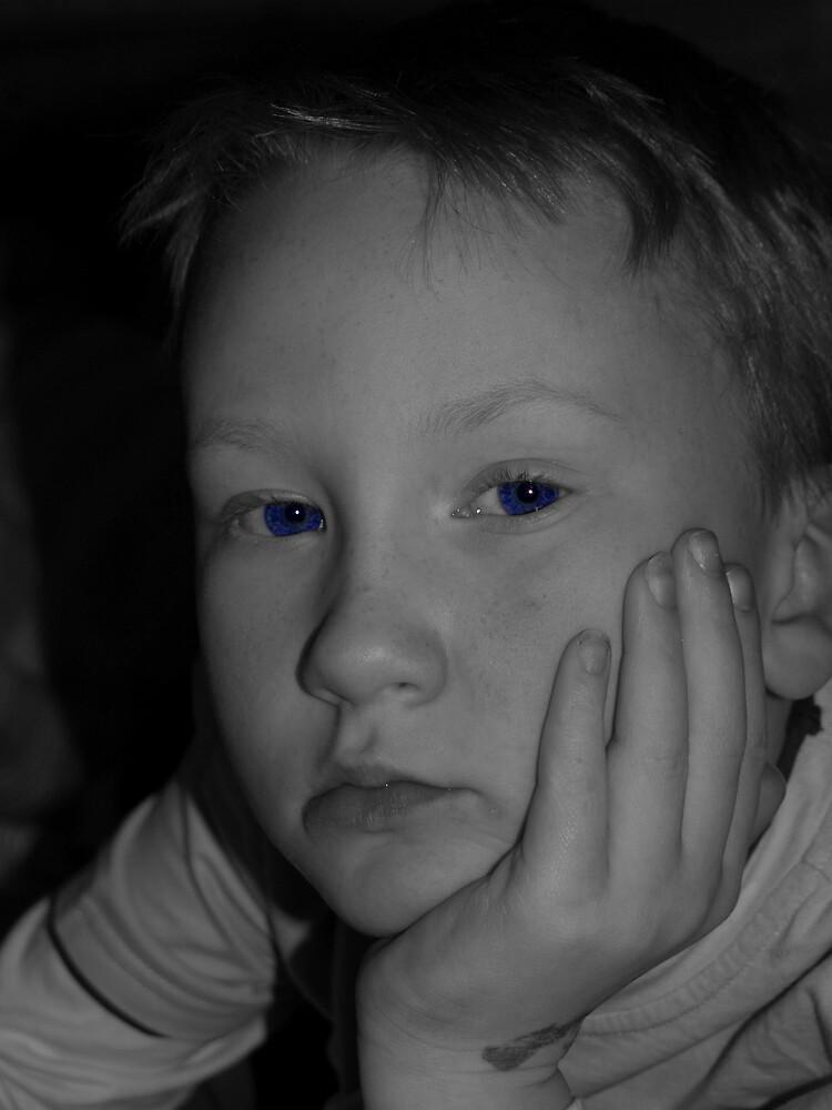 my blue eyed boy by Alan Findlater
