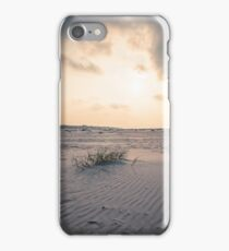 Life in the desert (Terschelling) iPhone Case/Skin