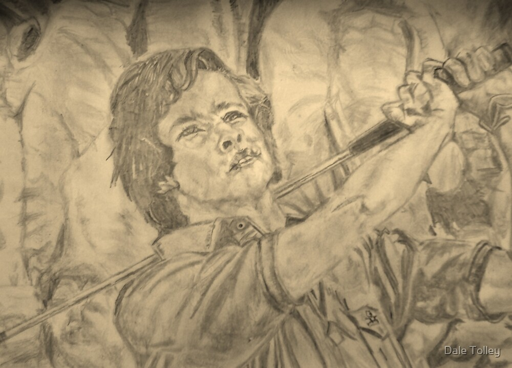 Seve     Ballesteros by Dale Tolley