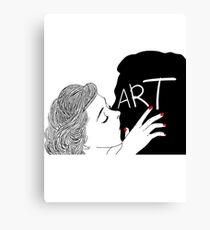 Art Hoe Canvas Print