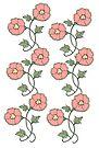 Flower Trails by Linda Callaghan