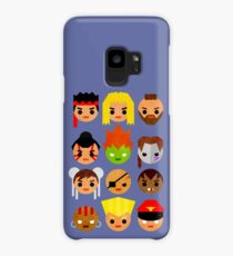 Street Fighter 2 Mini Case/Skin for Samsung Galaxy