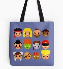 Street Fighter 2 Mini Tote Bag