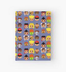 Street Fighter 2 Mini Hardcover Journal