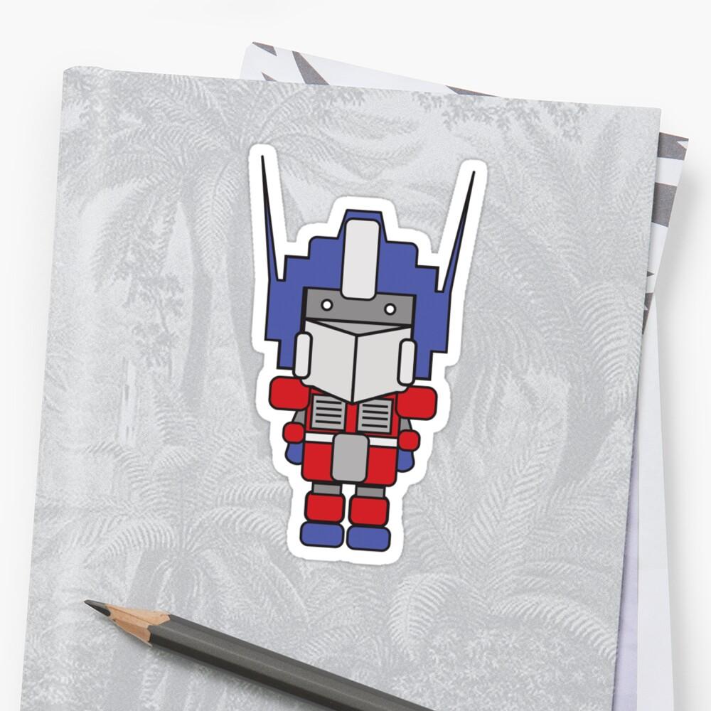 Optimus Prime! by Andrew Han