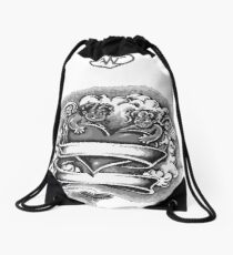 46 Angel Drawstring Bag