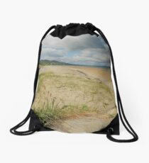 Lisfannon Beach Donegal..........................Ireland Drawstring Bag