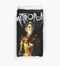 Metropolis Duvet Cover