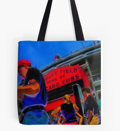 game day tickets Tote Bag