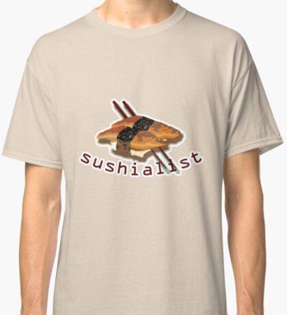 Sushialist t-shirts Classic T-Shirt