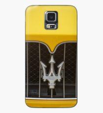 2010 Maserati Grille Emblem -5556c Hülle & Klebefolie für Samsung Galaxy